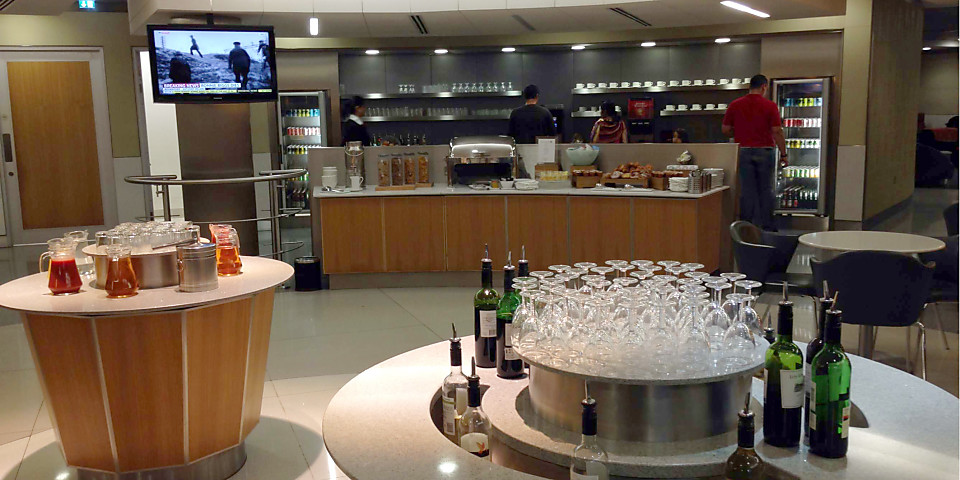American Airlines Admirals Club (LHR)