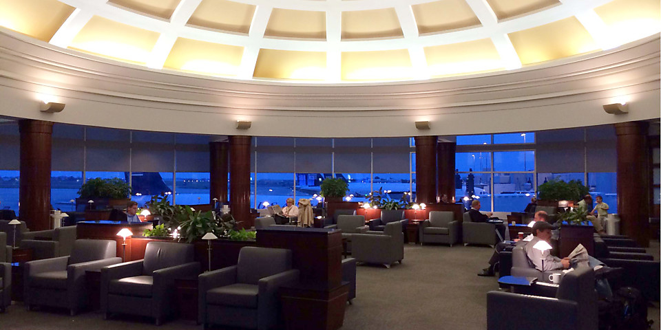 American Airlines Admirals Club (CLT)