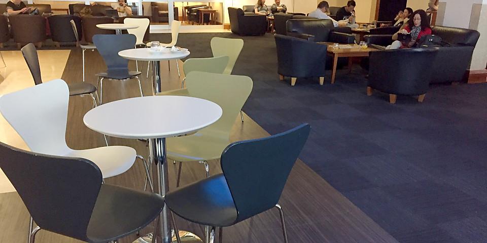 British Airways Lounge (FCO)