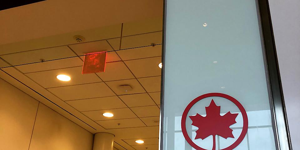 Air Canada Signature Suite (YYZ)