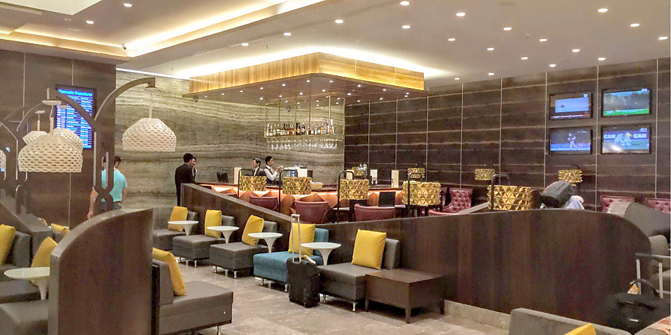Travel Club Lounge (CSIA CIP Lounge) (BOM)