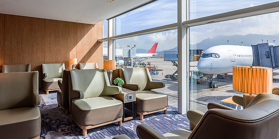 Plaza Premium Lounge (Gate 35)