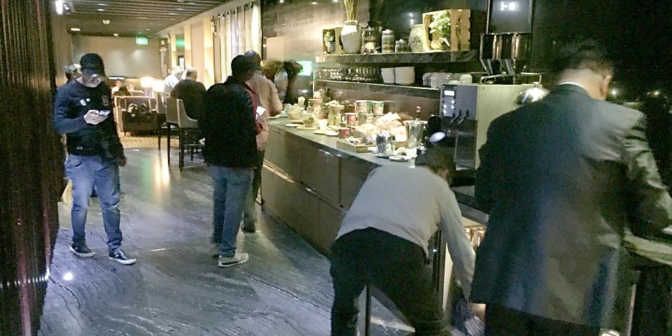 Baiyun Airport First Class Lounge (CAN)