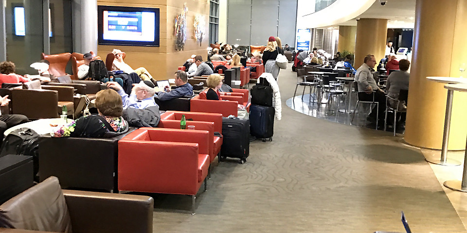 The King David Business Class Lounge (TLV)