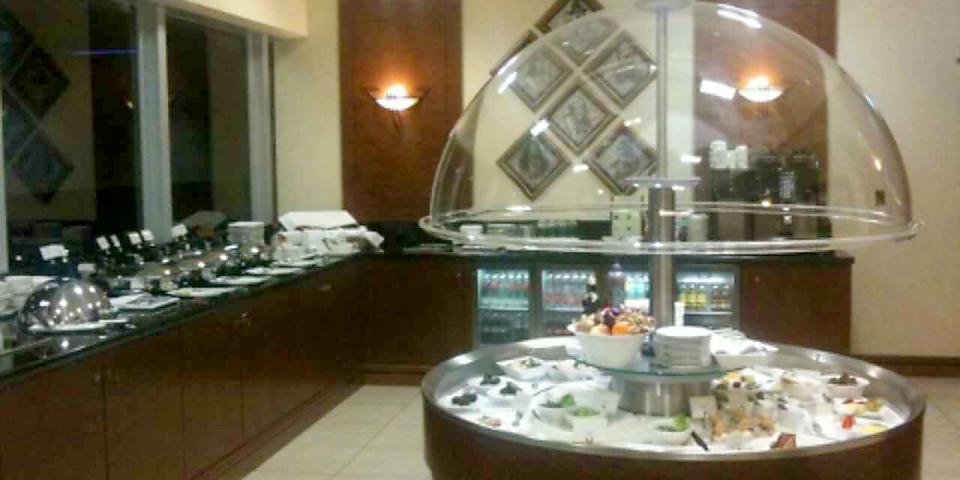 The Emirates Lounge (DUS)