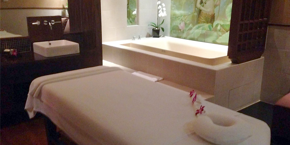 Thai Airways Royal Orchid Spa (BKK)