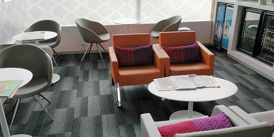 American Express Lounge (BOG)