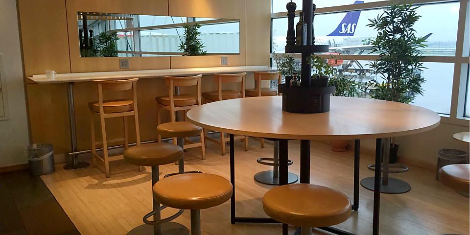 SAS Lounge (ORD)