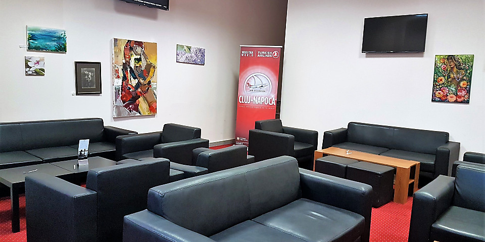 Business Lounge (CLJ)