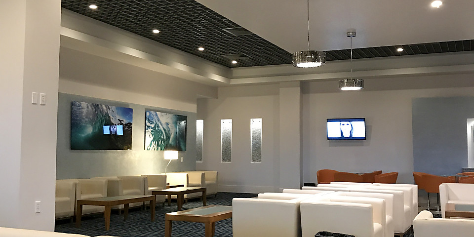 International VIP Lounge (Gate 2) (AUA)
