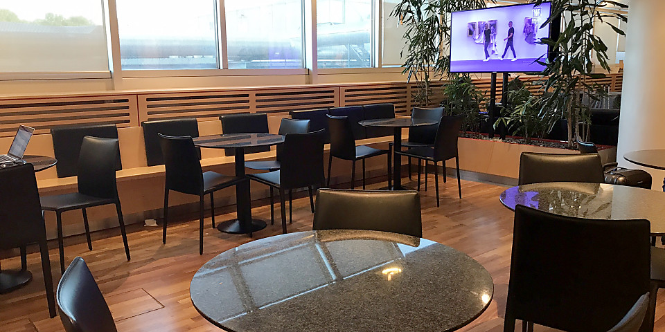 Swissport Horizon Lounge (GVA)