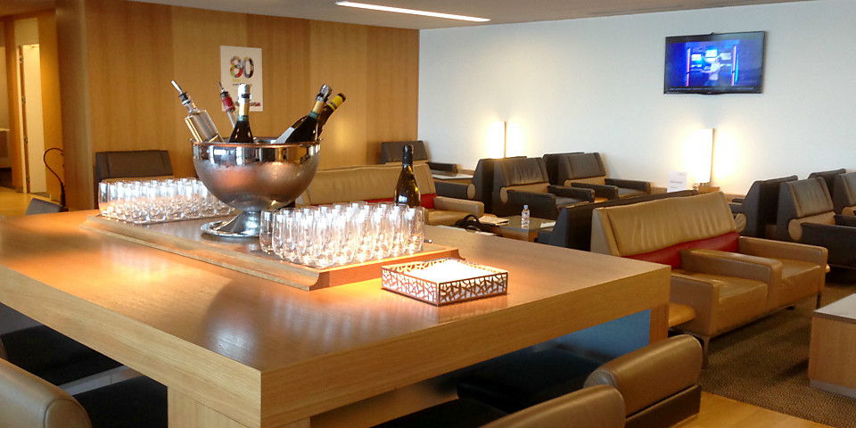 Air France Lounge (Concourse K) (CDG)
