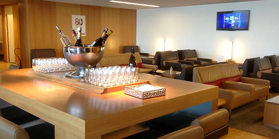 Cdg paris charles de gaulle airport lounge access france for Salon air france terminal 2e