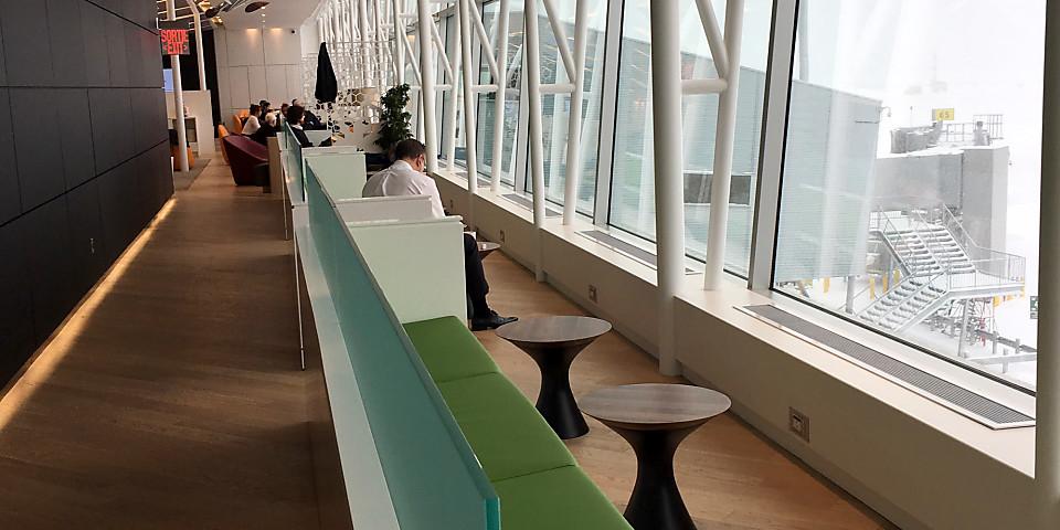 Desjardins Odyssey Lounge (YUL)