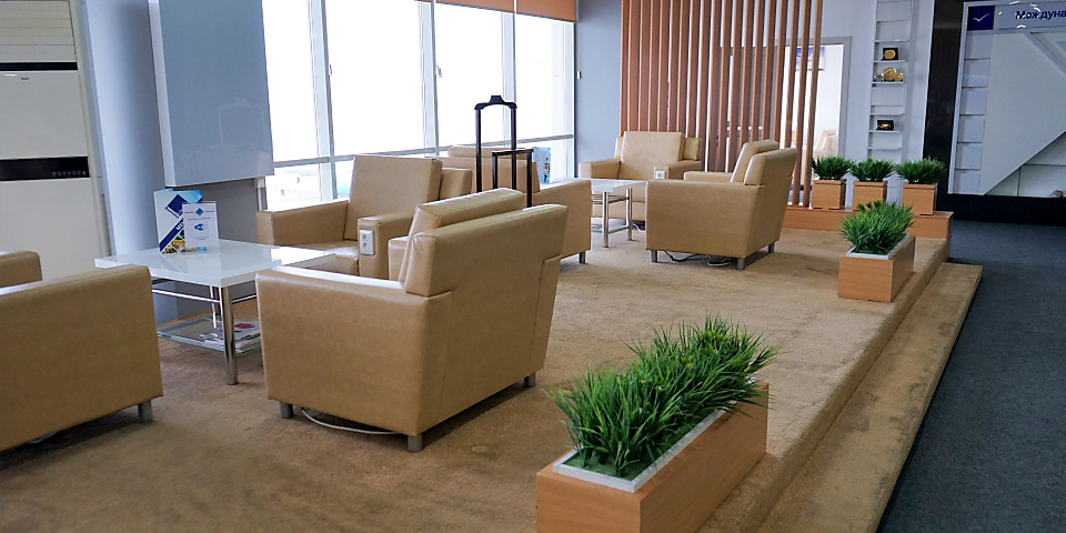 Business Lounge (FRU)