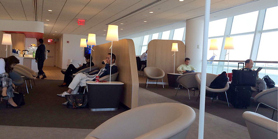 Air France/KLM Lounge (JFK)