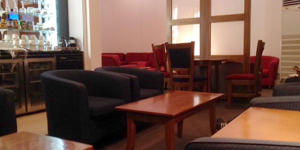 British Airways Executive Club Lounge (ABV)