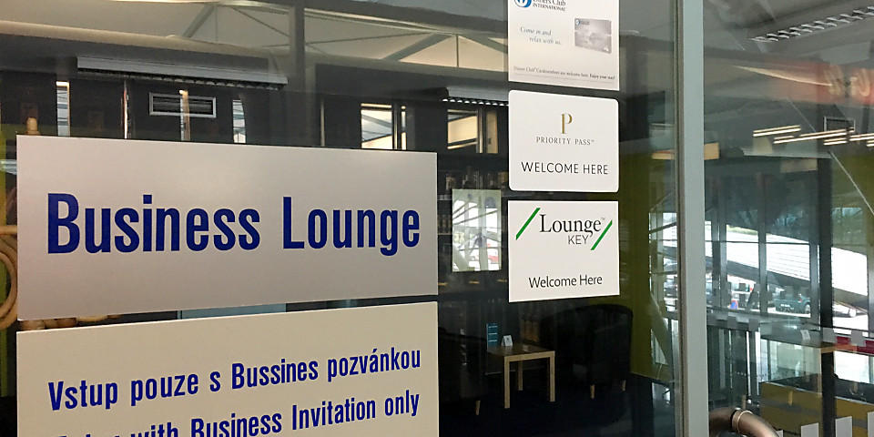 Business Lounge (BRQ)