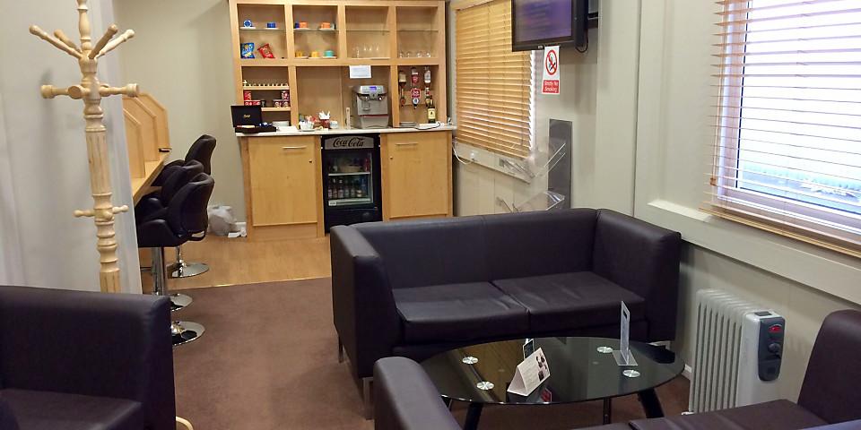 Ireland West Executive Lounge (NOC)