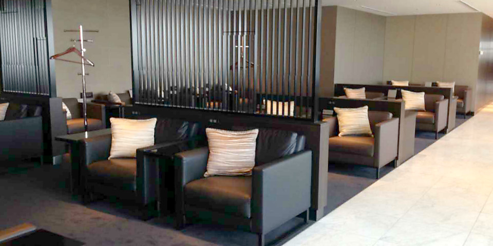All Nippon Airways ANA Suite Lounge (Gate 114) (HND)