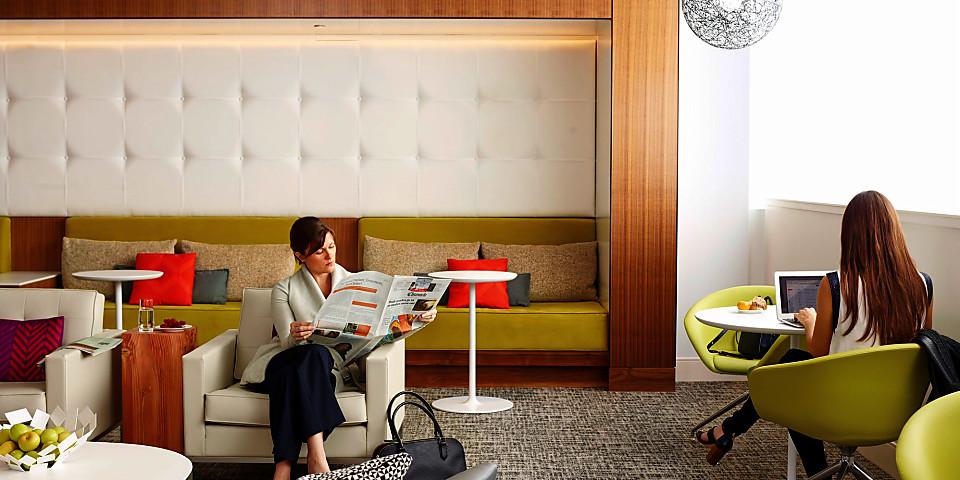 The Centurion Lounge (SFO)