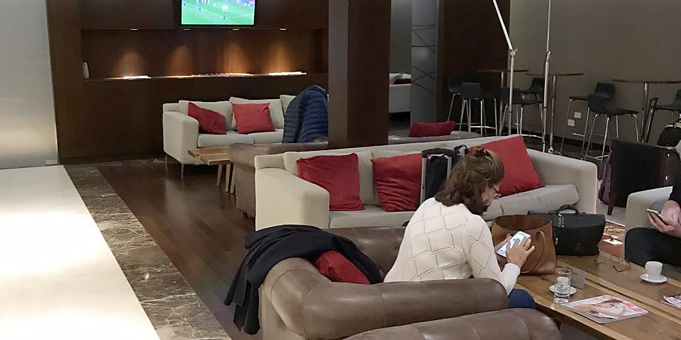 Aeropuertos VIP Club Arrivals Lounge (EZE)