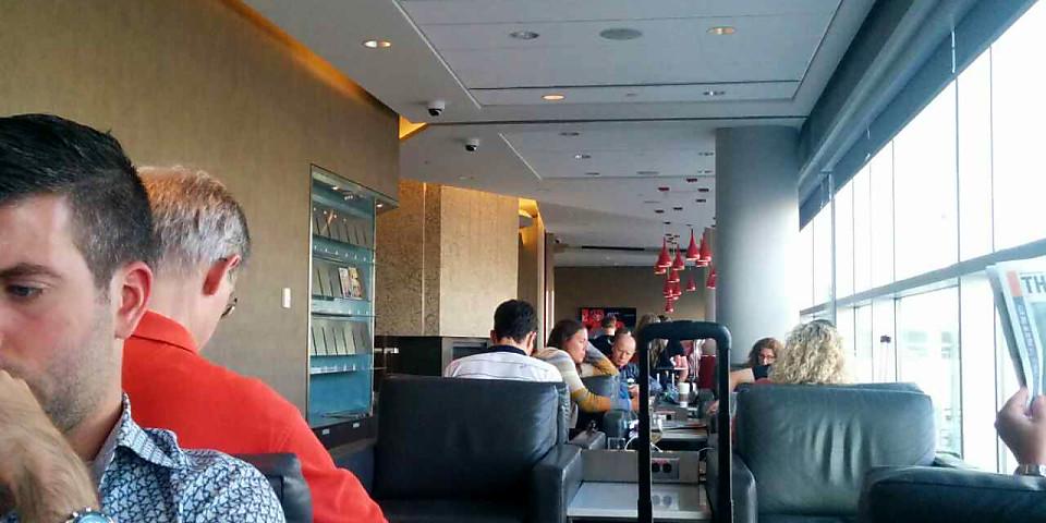 Air Canada Maple Leaf Lounge (YWG)