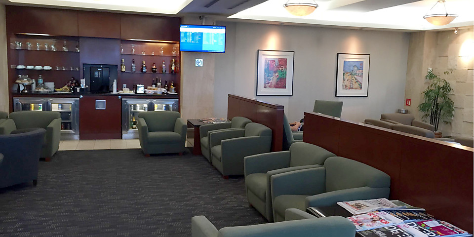 United Airlines United Club (MEX)