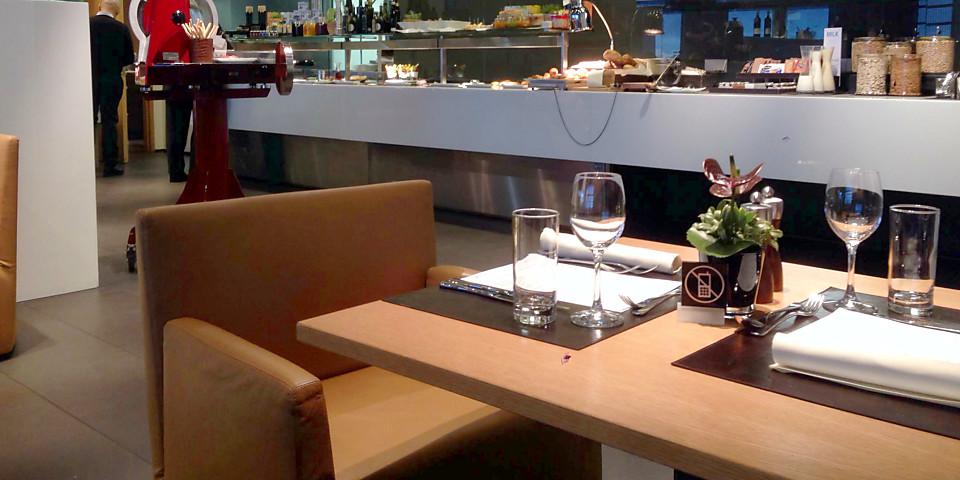 Lufthansa First Class Lounge (Schengen) (FRA)