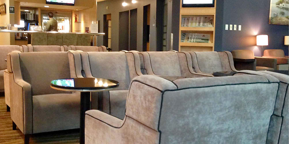 Plaza Premium Lounge (YVR)
