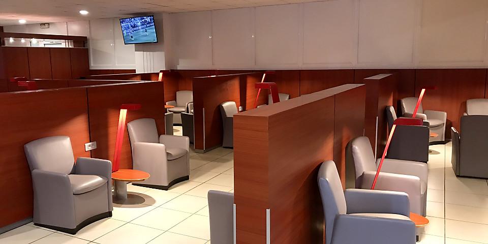 Air France Lounge (DLA)