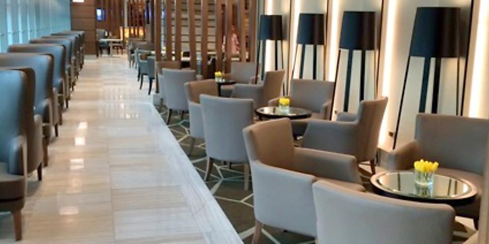Lufthansa Business Lounge (DXB)