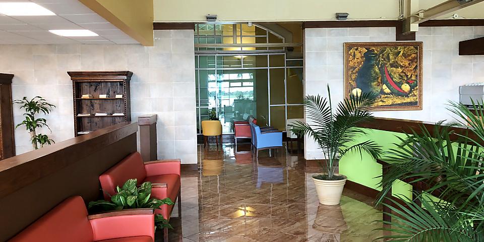 Premier Lounge (LRM)