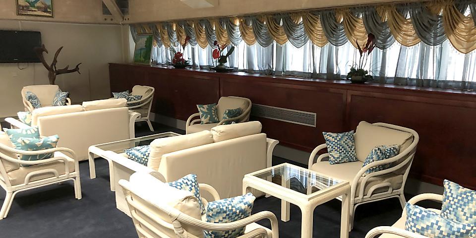 Iyanola Executive Lounge (UVF)