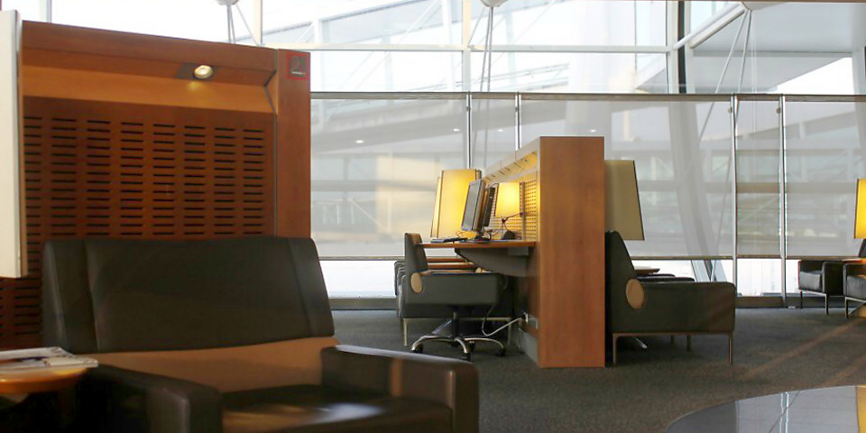 Air France Lounge (CDG)