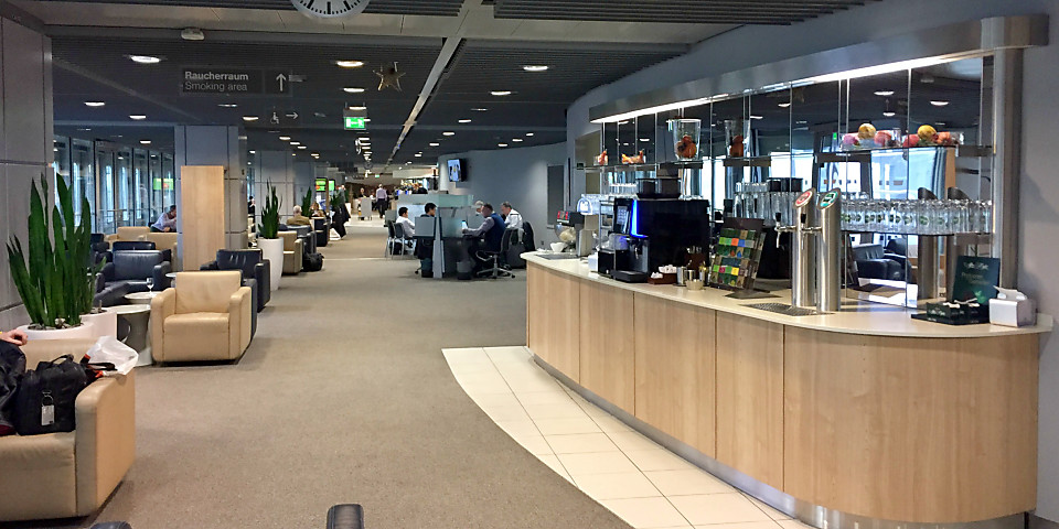 Lufthansa Business Lounge (DUS)