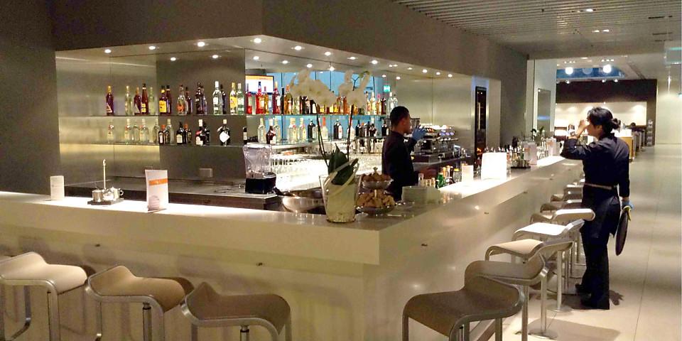 Lufthansa Senator Lounge (Non-Schengen) (MUC)