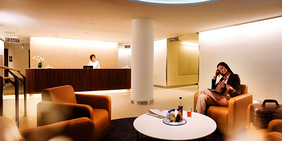 Lufthansa Welcome Lounge (FRA)