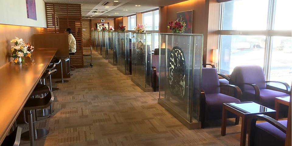 Thai Airways Royal Orchid Lounge (KIX)