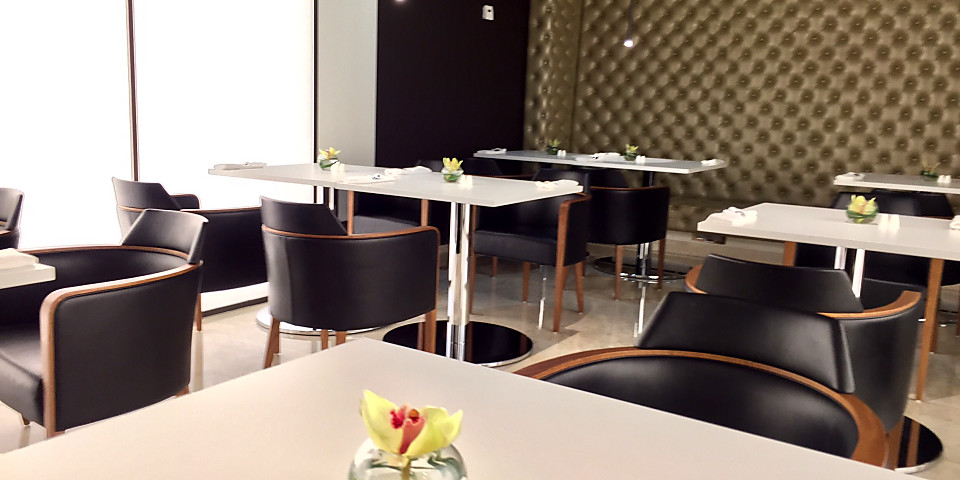 Qatar Airways Premium Lounge (DXB)