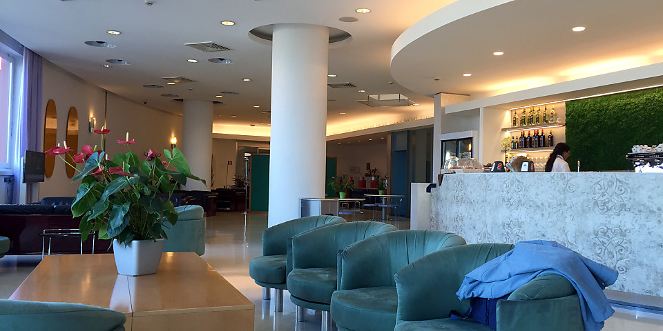 Marconi Business Lounge (BLQ)