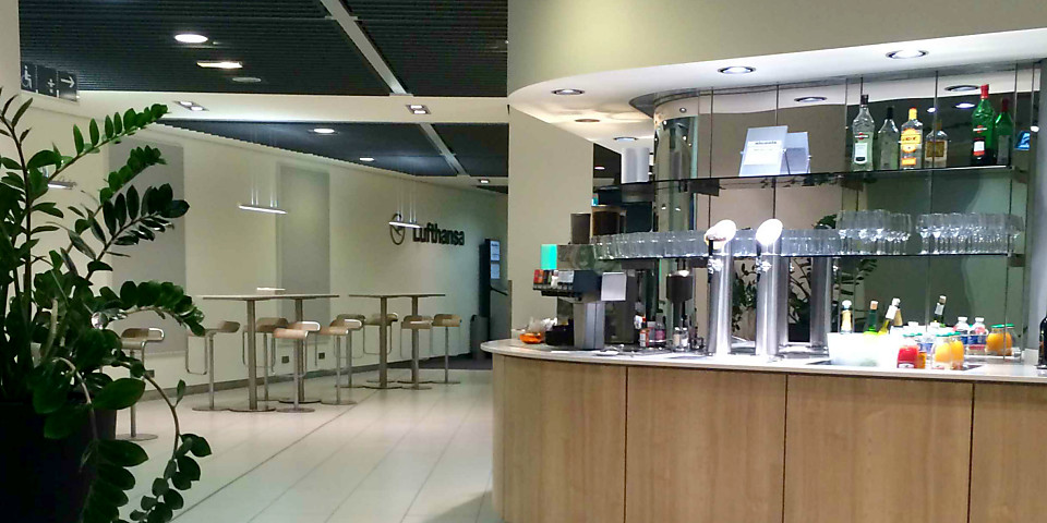 Lufthansa Business Lounge (CDG)