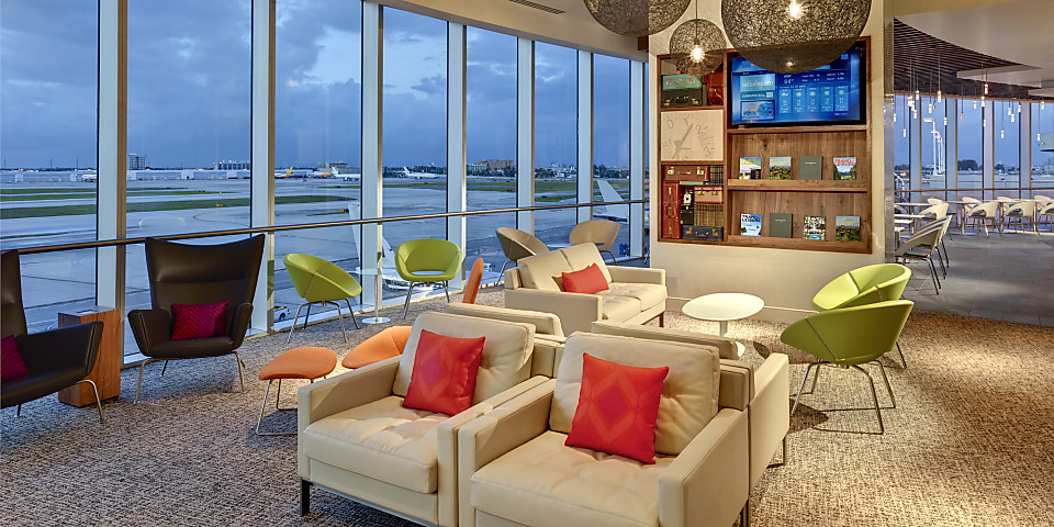 The Centurion Lounge (MIA)