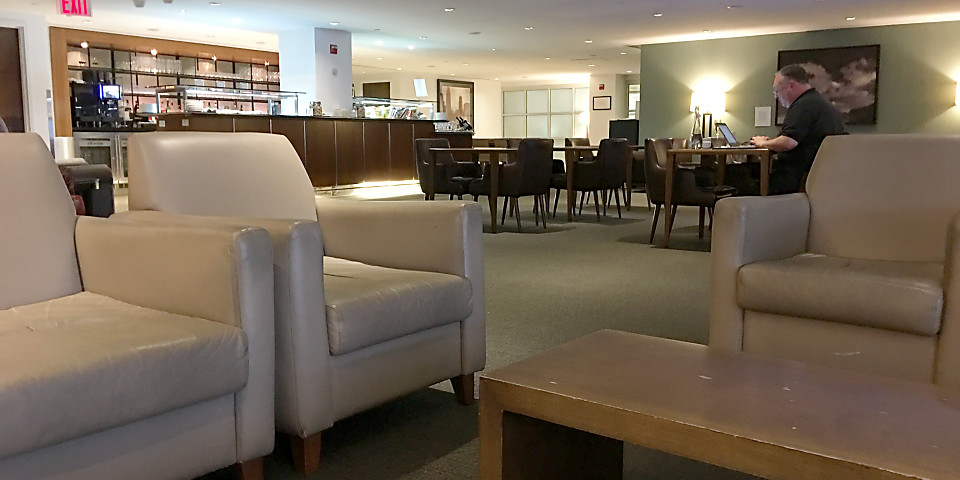 British Airways First Lounge (Closed For Renovation) (JFK)