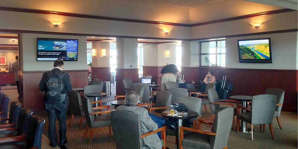 American Airlines Admirals Club (DCA)