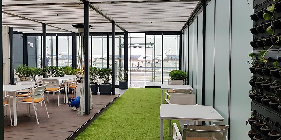 Fraport VIP Lounge (VAR)