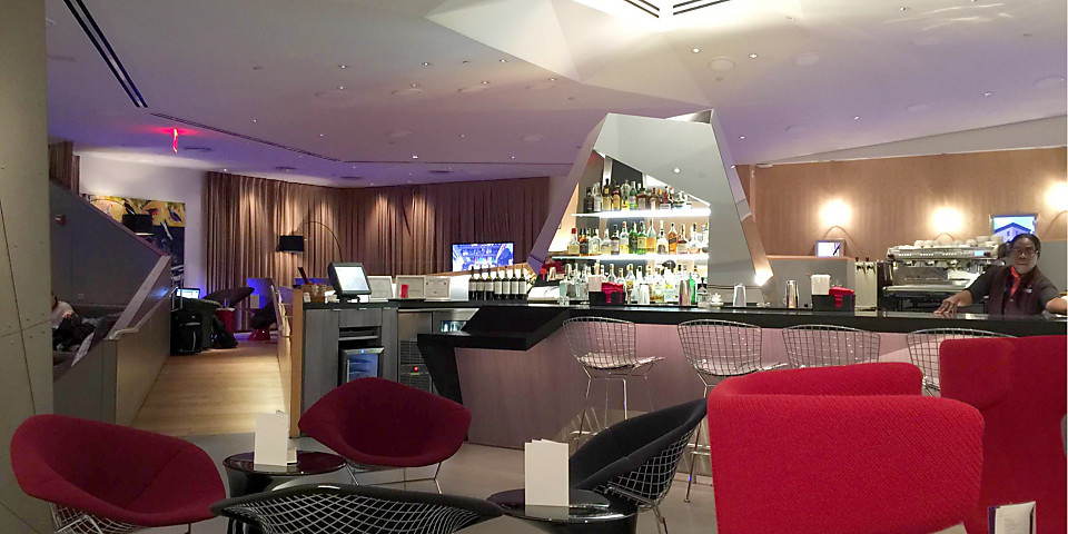 Virgin Atlantic The Clubhouse (EWR)