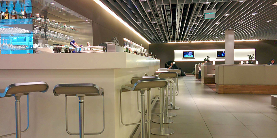 Lufthansa Senator Lounge (Gate G28, Schengen) (MUC)