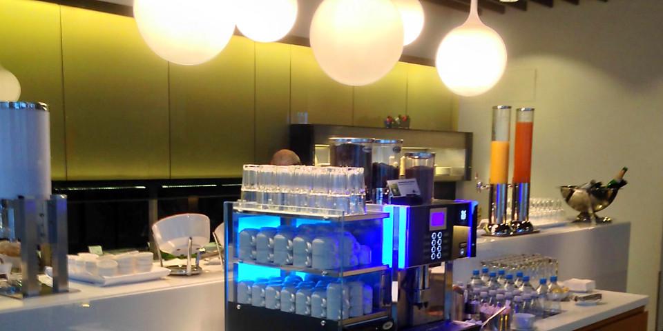 Lufthansa Business Lounge (Schengen, Gate A26) (FRA)