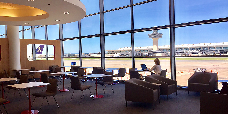 Air France/KLM Lounge (IAD)